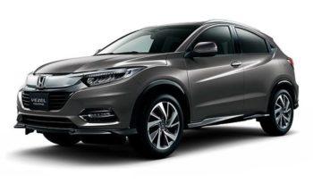 Honda HR-V Touring – 2020