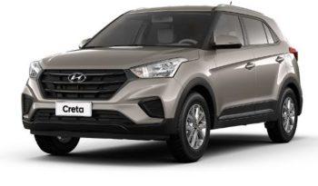 Hyundai Creta Attitude AT – 2020