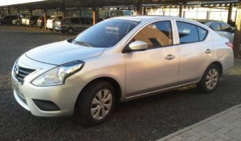 Nissan Versa Sedan SV – 2020