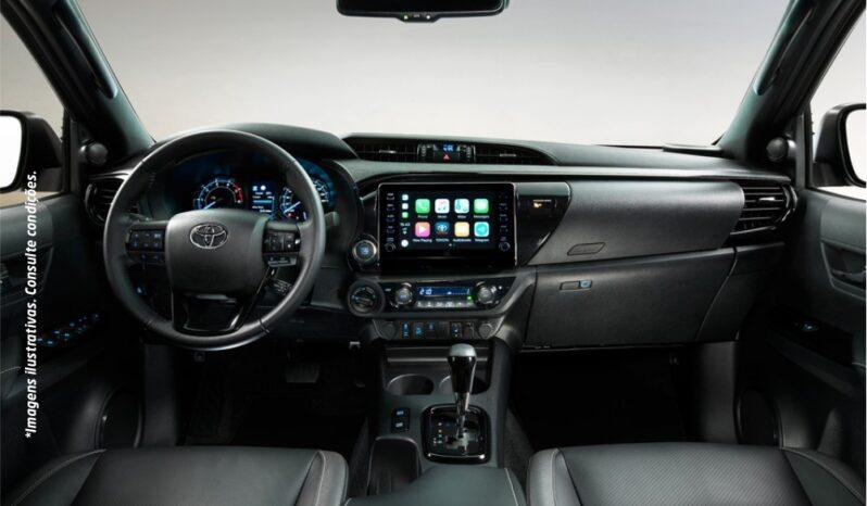 NOVA Toyota Hilux SRX Cabine Dupla AT full