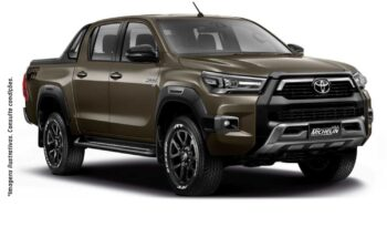 NOVA Toyota Hilux SRX Cabine Dupla AT